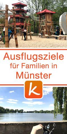 Hier findest du die besten Ausflugstipps für Familien in Münster und Umgebung. Das Münsterland liegt am Rande von NRW und bietet zahlreiche Ziele für Freizeitaktivitäten und Unternehmungen mit Kindern.
