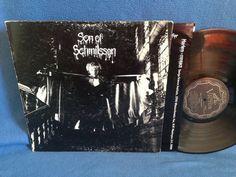 Vintage Harry NIlsson  Son Of Schmilsson Vinyl by sweetleafvinyl