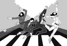 Abbey Road Dance [Melissa Zayas]
