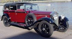 1929 All-weather Cabriolet by Van Rijswijk (chassis 90XJ)