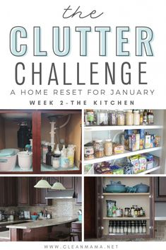 Ready to declutter your home? This challenge is ideal!