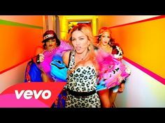 Madonna - Bitch I'm Madonna feat Nicki Minaj (Official Music Video)