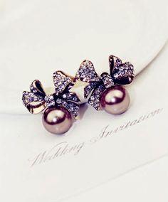 Wish You Were Here Earrings $32.00 / Enjoy worldwide free shipping on all jewelry items! www.chasingglitters.com