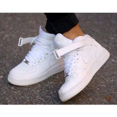 Nike sneakers ❤ liked on Polyvore featuring shoes, sneakers, nike, nike trainers, nike footwear, nike sneakers and nike shoes