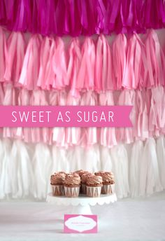 Cupcake Party – Via Carrie Can