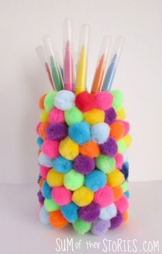 Easy Crafts for Teens & Tweens - DIY projects that aren't for grandma