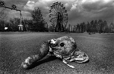 Pierpaolo Mittica - Chernobyl: The Hidden Legacy   LensCulture.  Playground, Pripyat, Exclusion Zone (Ukraine) © Pierpaolo Mittica