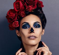 7 ideias de maquiagens, decoração, guloseimas e fantasias para um Halloween…