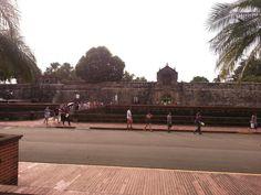 Fort santiago,  intramuros Fort Santiago, Intramuros, Manila, Street View