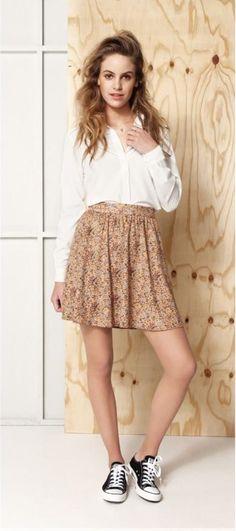 It's all about the leggs Girls <3 Munt is superfan van deze vrouwelijke maar toch stoere outfit van Ydence. www.munt-webshop.be