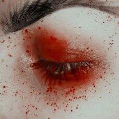 ᴄᴏᴍ: — Make-up Makeup Inspo, Makeup Art, Makeup Inspiration, Beauty Makeup, Hair Makeup, Aesthetic Eyes, Aesthetic Makeup, Maquillage Halloween, Halloween Makeup