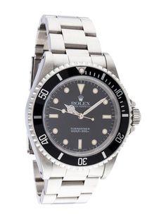Submariner Watch #RealRealLucky