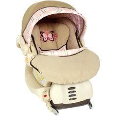 Very safe and cute baby carseat love it