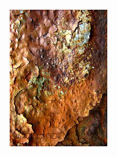 Items similar to Urban Decay Photography Print Rust 5 x on Etsy - Sharlene Lowery Urban Decay Photography, Texture Photography, Decay Art, Iris, Growth And Decay, Karma, Peeling Paint, Nature Artwork, Rusty Metal