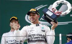 Hamilton se lleva el triunfo en el Gran Premio de China