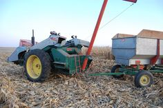 Pin On Corn Picker