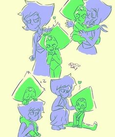 Imagen de adorable, blue, and drawing