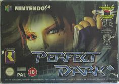 Perfect Dark | The Games Archiv