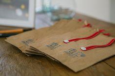 Saquinhos crafts para lembrancinhas