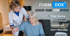 #FormDox is providing #Senior #home #caregivers the benefit of easy handling their job with an amazing and easy to use #software.