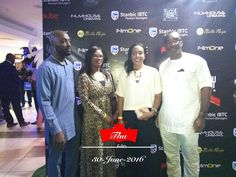 We are here @genesiscinemas Lekki ready for blast-off of the @independencedaymovie with @filmoneng and other partners @pulsenigeria247 @bellanaijaonline @stanbicibtc and @20thcenturyfox. Are you here???! #GenesisCinemasevents  #moviepremeire  #IndependenceDay  #IndependenceDayResurgence  #ThingsThatHappenAtGenesisCinemas #HappeningNow #hollywood