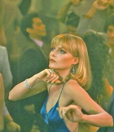 "Michelle Pfeiffer in ""Scarface"""