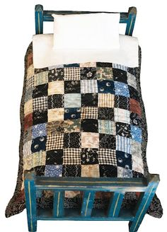 Miniature quilt- omg its bewdiful!!!!!