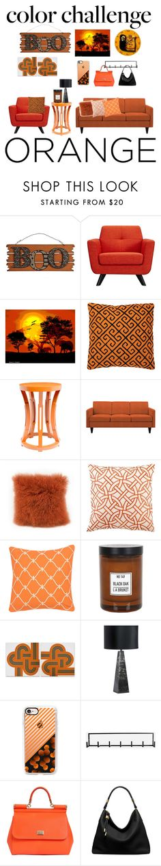 """""""Challenge Accepted"""" by summertimefashion ❤ liked on Polyvore featuring WALL, Eichholtz, Bungalow 5, Moe's Home Collection, D.L. Rhein, L:A Bruket, Casetify, House Doctor, Dolce&Gabbana and Michael Kors"""