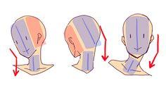 角度のついた顔を描きやすくする4つのコツ|イラストの描き方 ひねりを加えてキャラクターに動きを出してみよう 3/3 Drawing heads from whatever angle made easy! 4 tips | Illustration Tutorial Using distortion to give the impression of movement 3/3