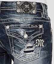 Miss Me Ankle Skinny Stretch Jean