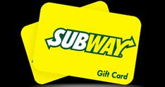 The Subway Golden Token Instant Win Game and Sweepstakes