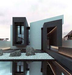 いいね!3,478件、コメント9件 ― CONTEMPORARY HOMEさん(@contemporaryhome)のInstagramアカウント: 「Casa Torres Designed by Orense Arquitectos, In Machala El Oro, #ecuador」