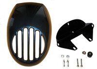 Sportster Dyna Harley Fairing W/ Headlight Grille