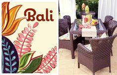 Our New Bali Collection - Indonesian Dream Global Decor, Garden Design, House Design, Outside Living, Indoor Outdoor Living, World Market, Outdoor Entertaining, Coastal Living, Porches