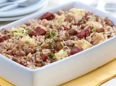 Homemade Seasonings, Portuguese Recipes, Other Recipes, Fried Rice, Carne, Food And Drink, Cooking Recipes, Dishes, Ethnic Recipes