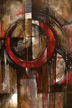 dream Lock Painting - dream Lock Fine Art Print