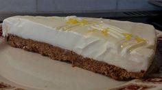 Ελληνικές συνταγές για νόστιμο, υγιεινό και οικονομικό φαγητό. Δοκιμάστε τες όλες Healthy Sweets, Vanilla Cake, Decoupage, Sweet Tooth, Cheesecake, Lemon, Food And Drink, Ice Cream, Easy
