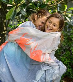 Sisters, Love & Siren Scarves