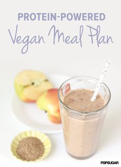 Vegan Meal Plan With a Lot of Protein