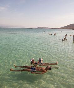 World's Strangest Lakes: Dead Sea