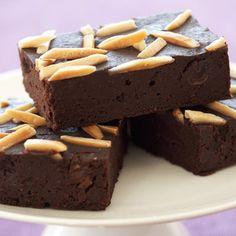 black bean brownies 53 calories!!
