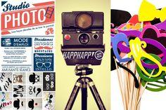 Le pack soirée Blockbuster Happhapp - soirée photo - cinéma - musique