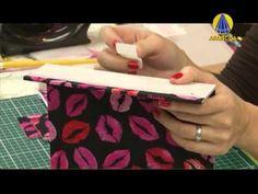 Tudo Artesanal | Caixa Romântica por Cláudia Wada - 11 de Junho de 2013 Claudia Wada, Scrapbook, Junho, Box, Ideas Para, Silhouette, Crafts, Recycle Paper, Tela