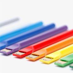 USB Stick Pen 8GB - weiß von Praxis | MONOQI