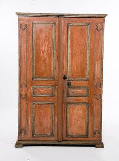 Venetian Coral Cabinet