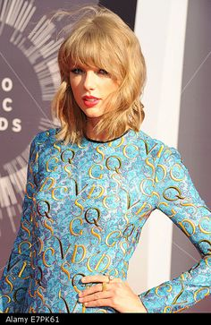 TAYLOR SWIFT US Country singer in September 2014. © Pictorial Press Ltd / Alamy