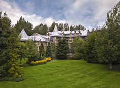 Breathe in the fresh mountain air at WorldMark Whistler - Cascade Lodge #Canada #travel #family #vacation #resort #BC #Whistler #ski #skiing #snowboarding #hiking #whitewater #rafting #swimming #fishing #canoeing #romantic #getaway #Mountain #mountainview