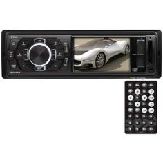 New Boss Bv7254 Mp3/Sd/Usb/Mp4 Car Radio Am/Fm Stereo Digital Media Car Audio
