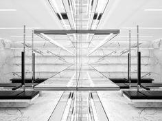 Saint Laurent Store. Paris, France 2013