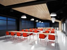 Techshed office by Garcia Tamjidi Architecture Design, Foster City   California office design